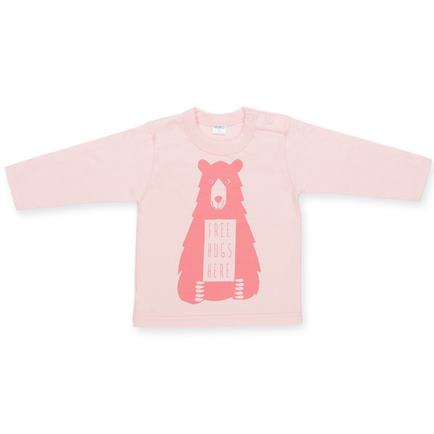 Pinokio tričko - Happy Kids - ružové