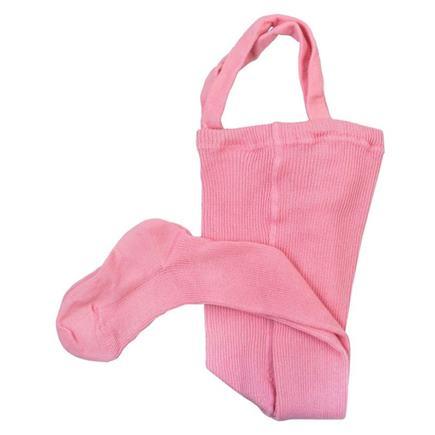 Pančušky na traky - ružové